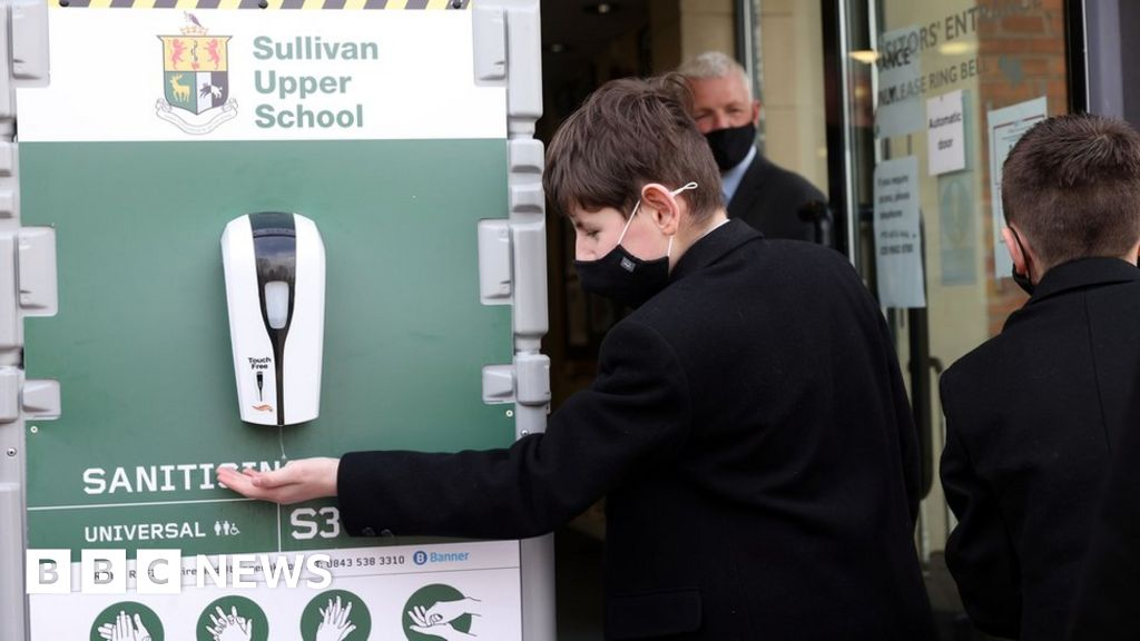 All N. Ireland year groups return to school