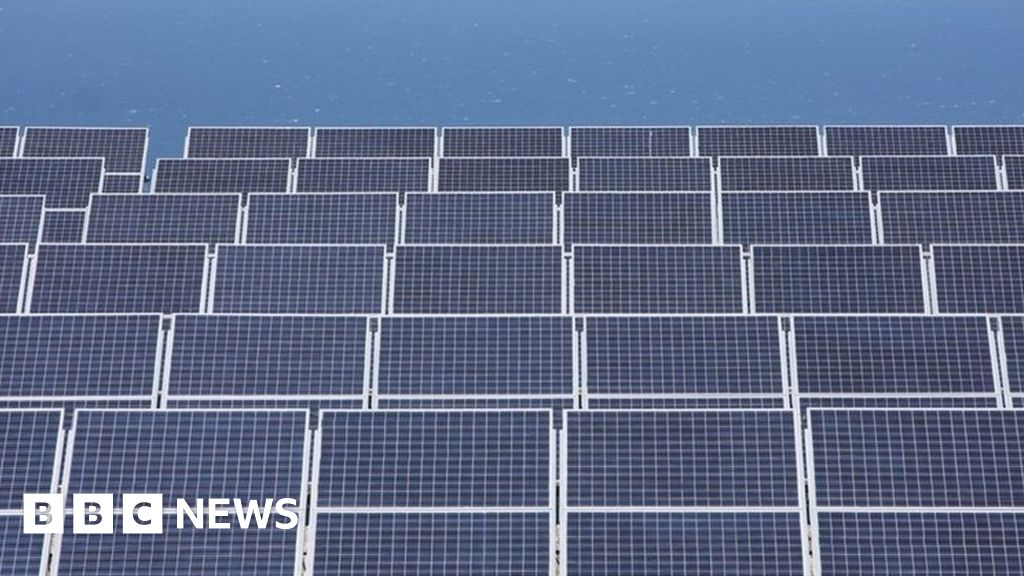 China uses Uyghur forced labour to make solar panels, says report - BBC News