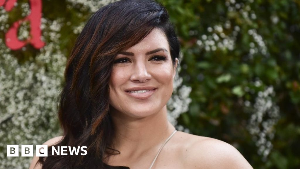 Gina Carano: Mandalorian star accuses Disney and Lucasfilm of 'bullying' - BBC News