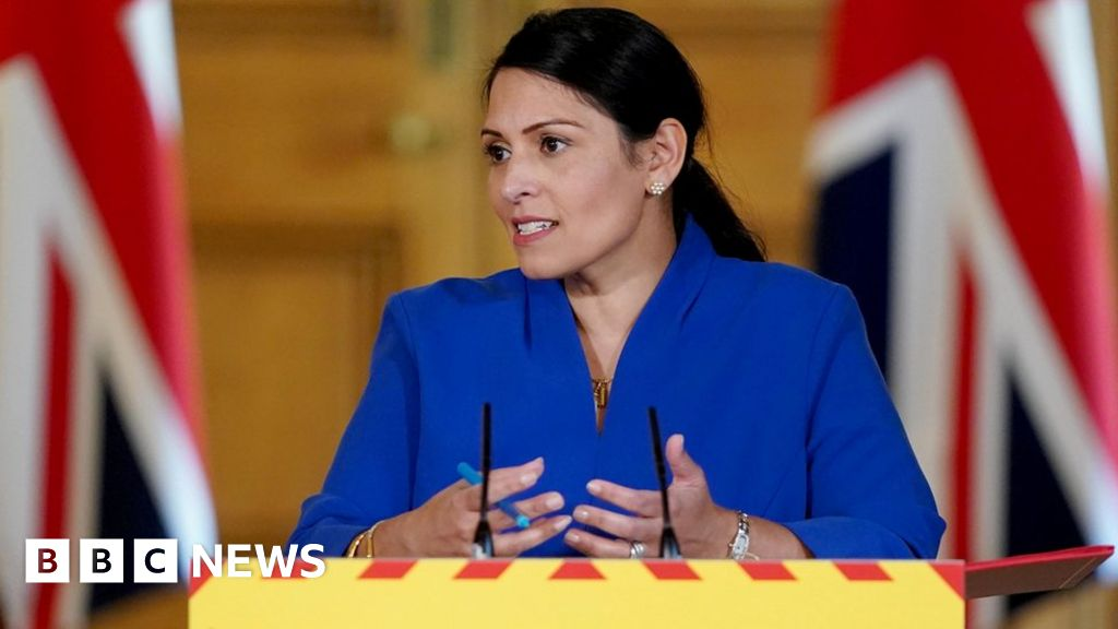 Coronavirus: Priti Patel  me, when people feel there have been shortcomings m sorry  to the PSA