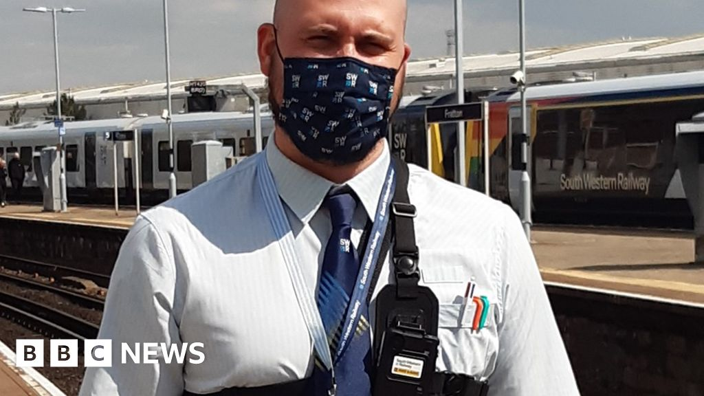 South Western Railway staff begin body-worn cameras trial