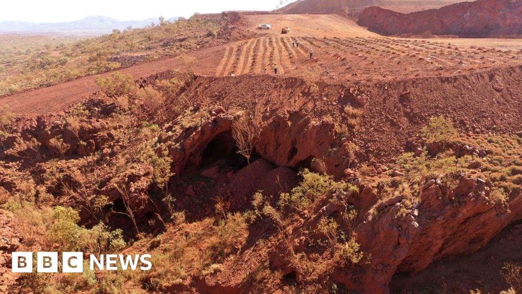 Rio Tinto ordered to rebuild ancient Aboriginal caves