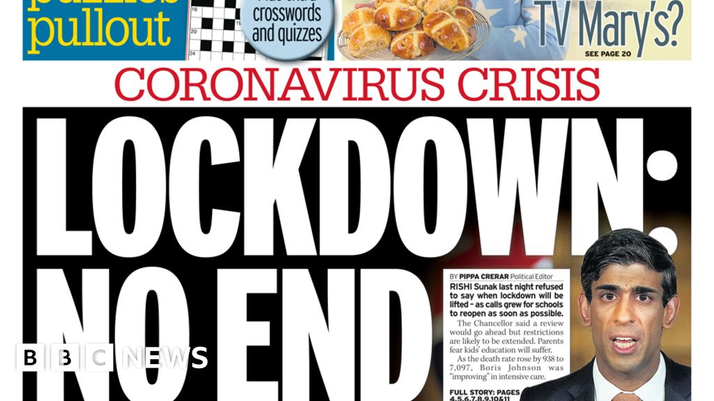 'No end to lockdown in sight'