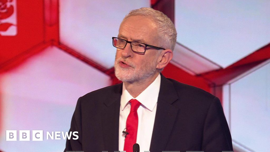 Johnson questions Corbyn's Brexit stance