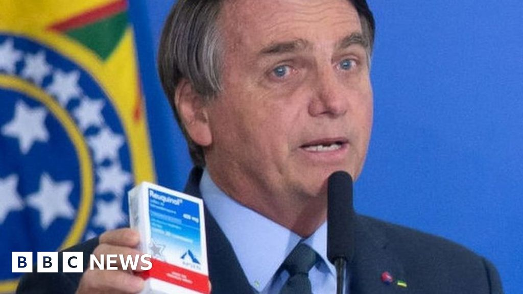 YouTube removes Bolsonaro videos for Covid misinformation