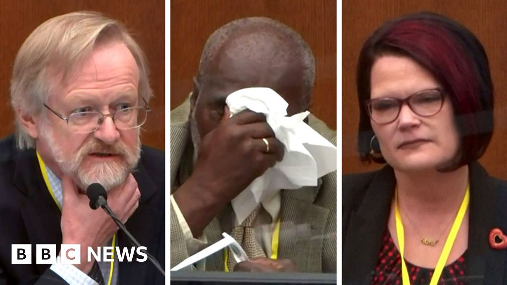 George Floyd death: Five key moments from the Derek Chauvin trial