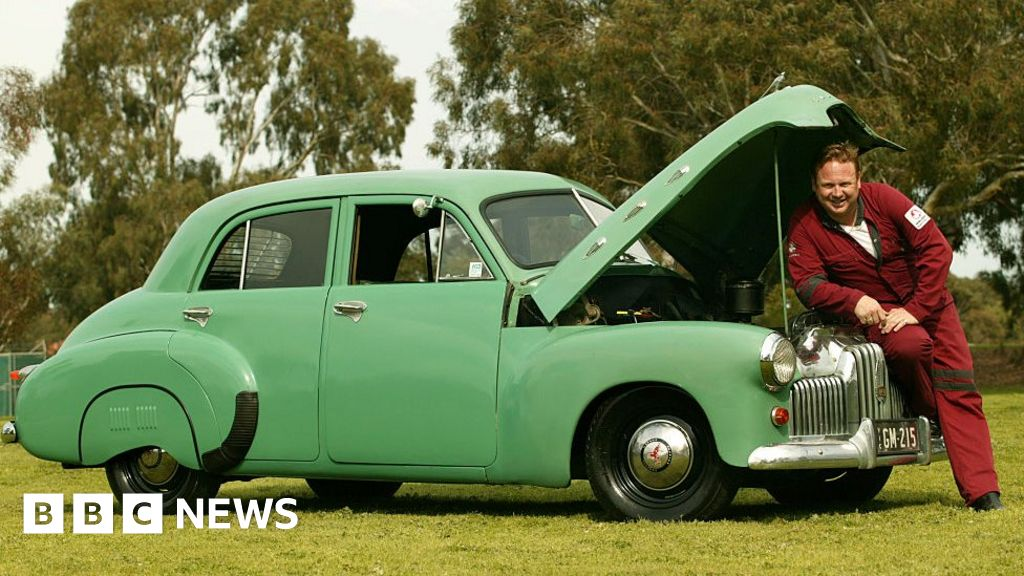 Memories of historic cars loved by families and surfers