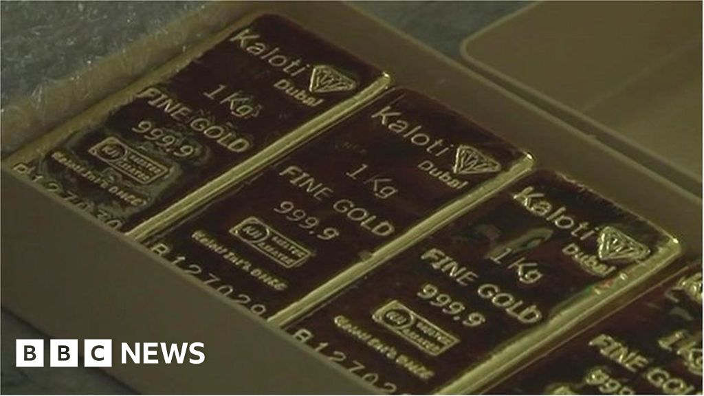 FinCEN: Why gold in your phone could be funding drug gangs
