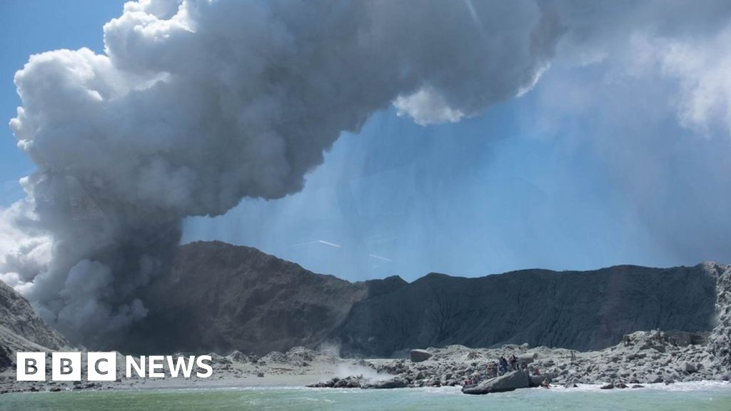 Newsdaily: new Zealand volcano erupts, and the United Kingdom enters into election week