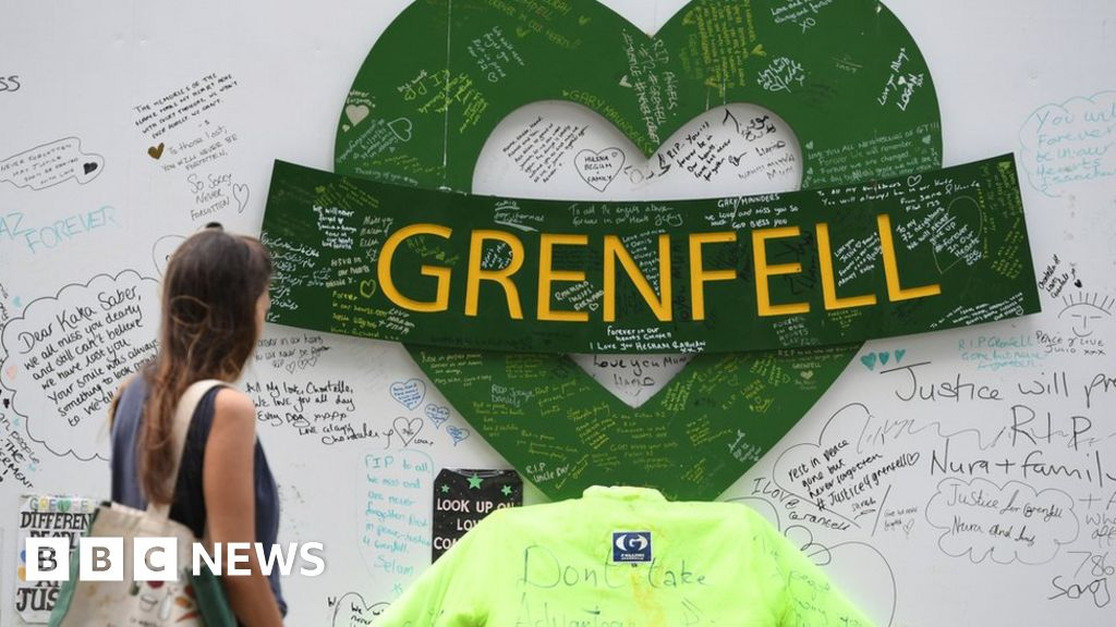 Grenfell Tower inquiry: Lead fire consultant 'ignored' cladding email