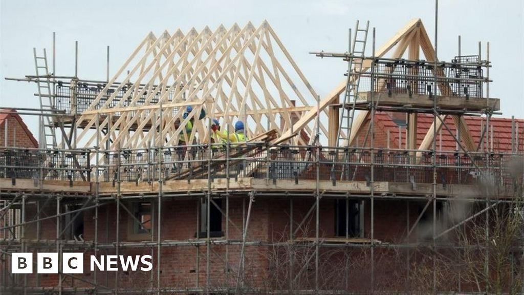 House-building reforms paused amid Conservative MP anger