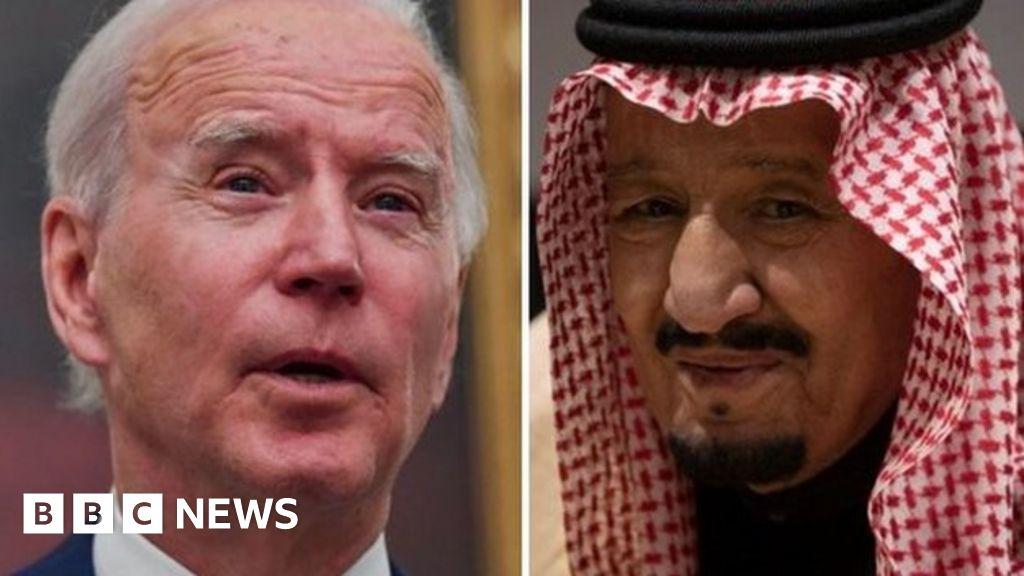 Jamal Khashoggi: Biden raises human rights in call with Saudi king