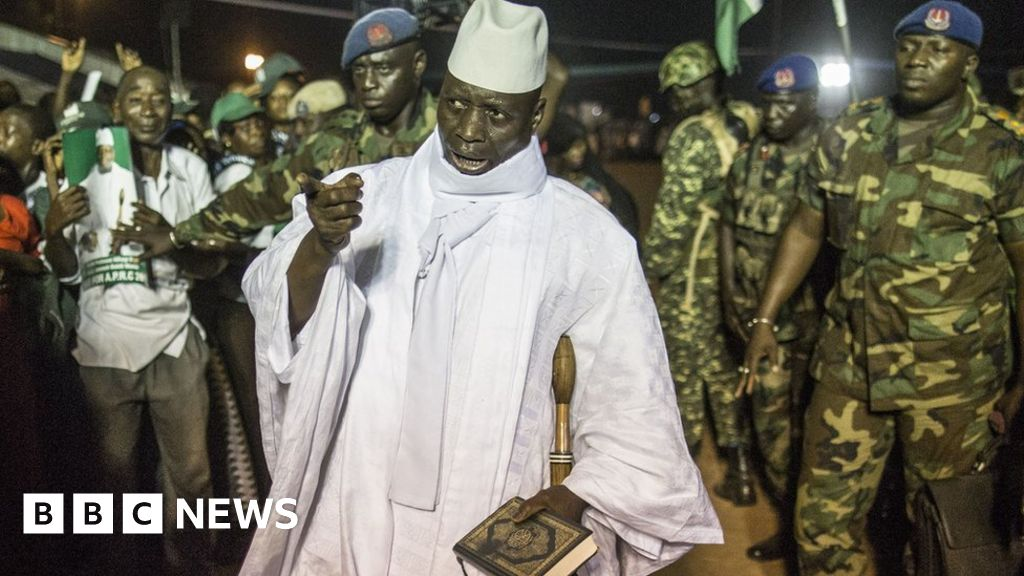Letter from Africa: I was tortured in The Gambia
