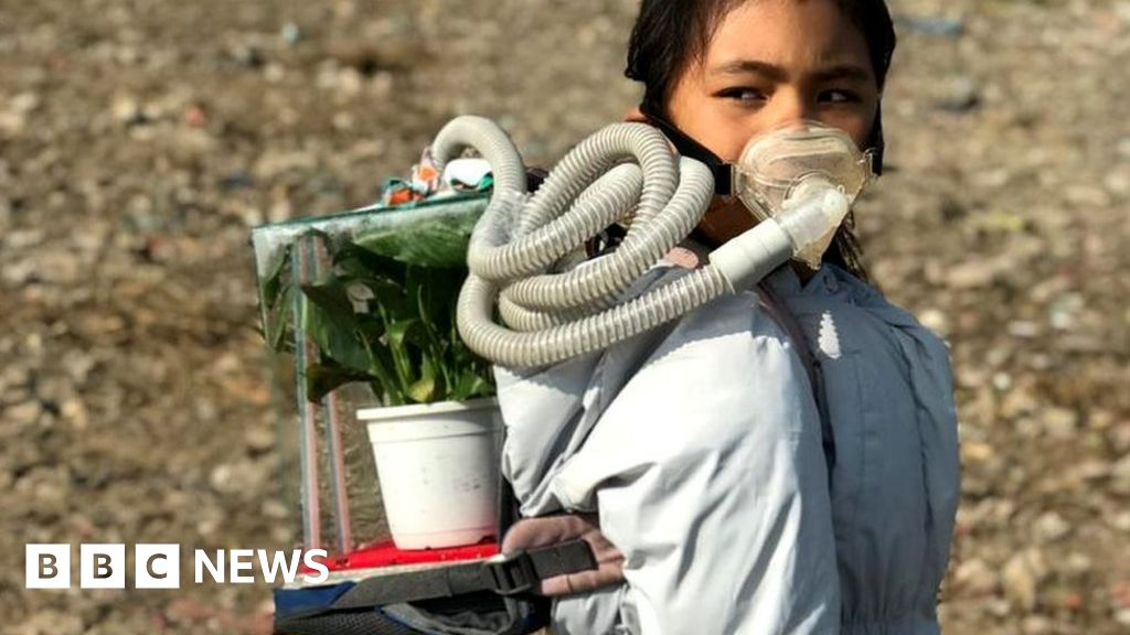 'I cry when children lose parents to climate change'