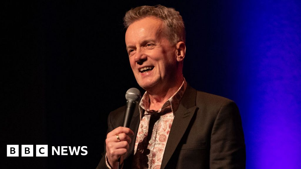 Frank Skinner: 'I'm all for a bit of moral menace'