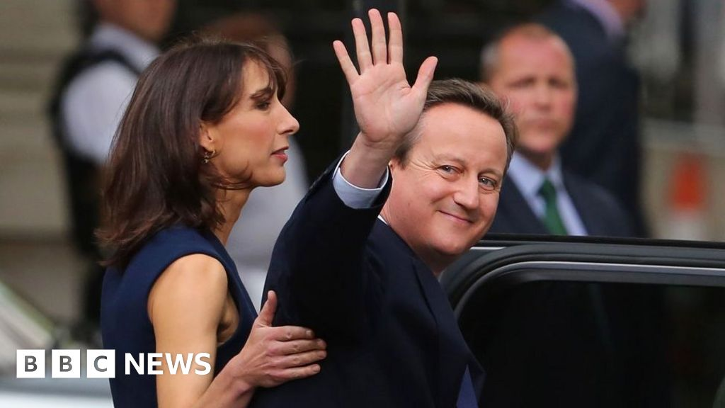 David Cameron s memories: to Forget Brexit - what we say to the book in the us?