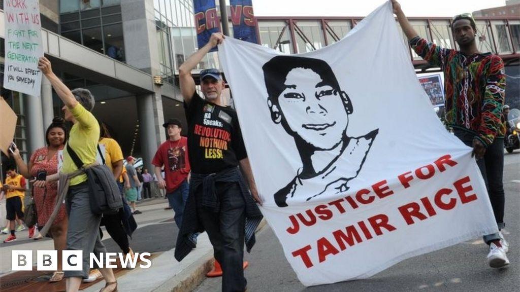 Tamir Rice killing: US closes investigation into 2014 shooting