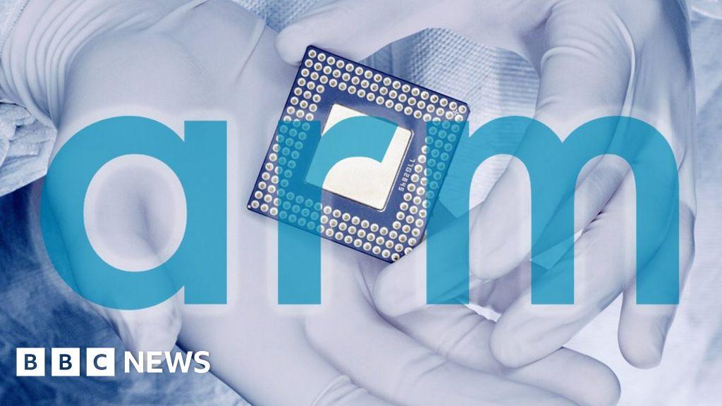 UK government intervenes in Nvidia takeover of chip designer Arm