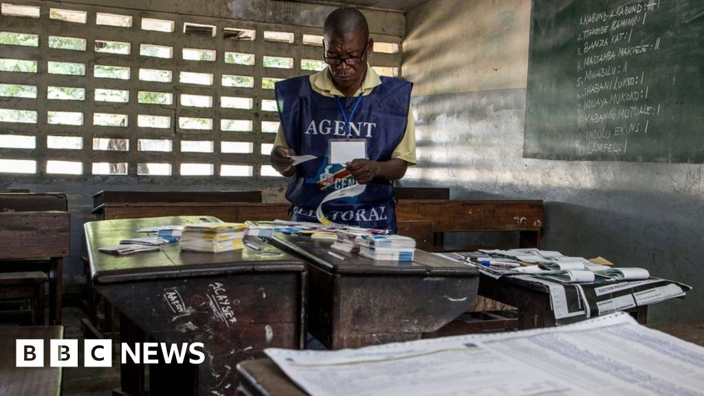 DR Congo delays announcing election result