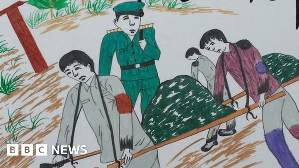 North Korea enslaved South Korean prisoners of war in coal mines