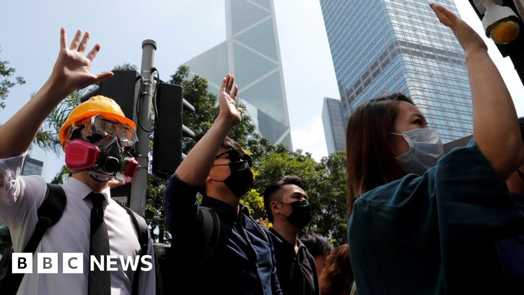 News Daily: US boost for Hong Kong activists and Labour strategy change