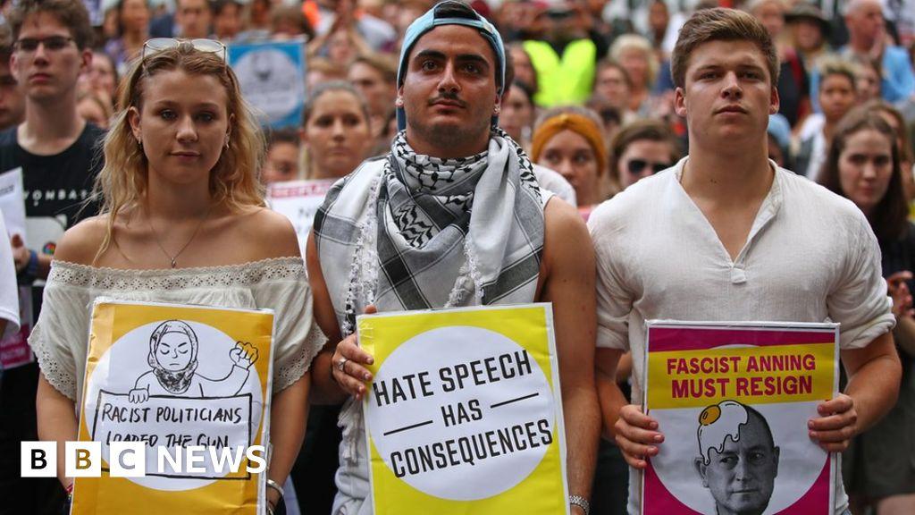 Gunman Christchurch Pinterest: Christchurch Shooting: Australia's Moment Of Hate Speech