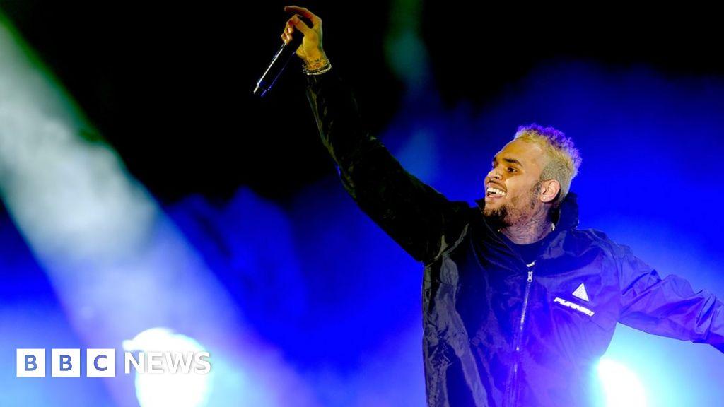 Chris Brown arrested on suspicion of rape
