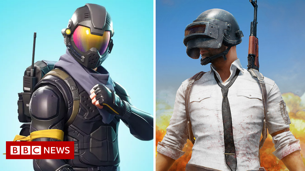 Pubg Character Hd: Fortnite Sued For 'copying' Rival Game PUBG