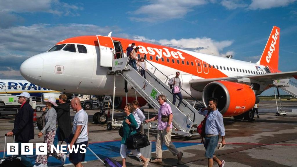 EasyJet relaunches package holiday business