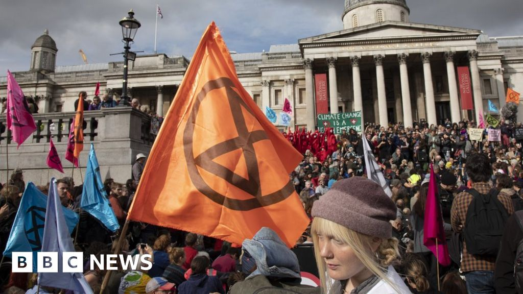 Extinction Rebellion: High Court rules London protest ban  unlawful