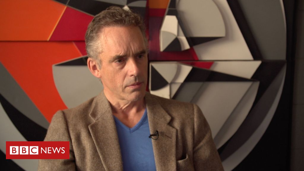 Toronto professor Jordan Peterson takes on gender-neutral pronouns