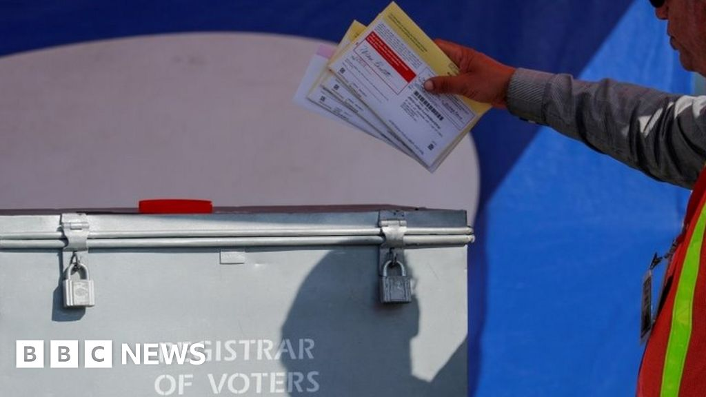 US election 2020: Court allows Texas postal vote restrictions