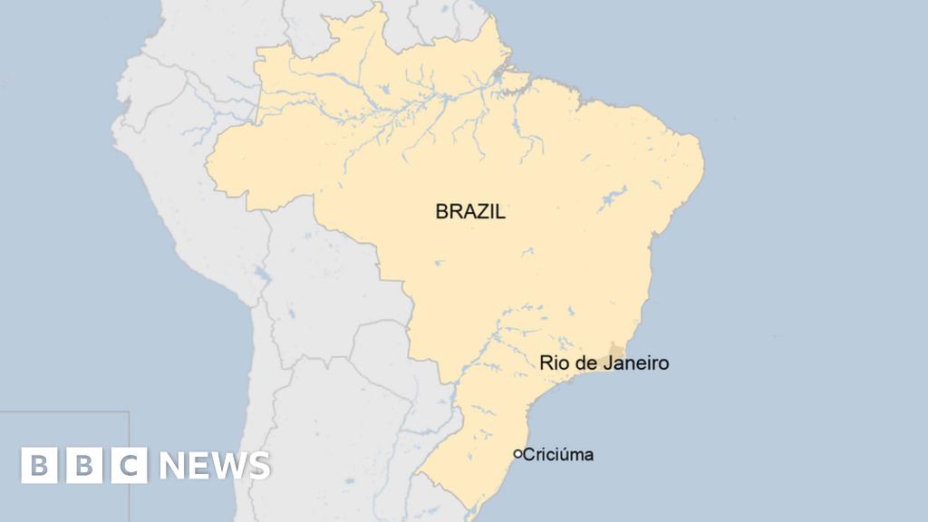 Brazil bank heist: Armed gang mount fierce assault on city of Criciúma