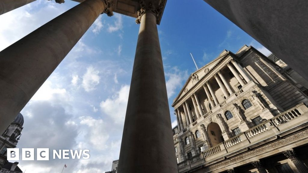 Bank of England cuts UK growth outlook as rates held