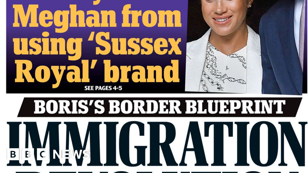 'Historic' immigration shake-up and Brits glamour