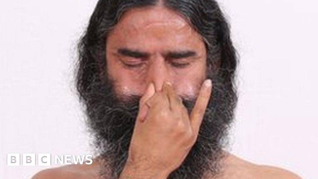 Ramdev: Doctors furious over yoga guru's insulting Covid remark