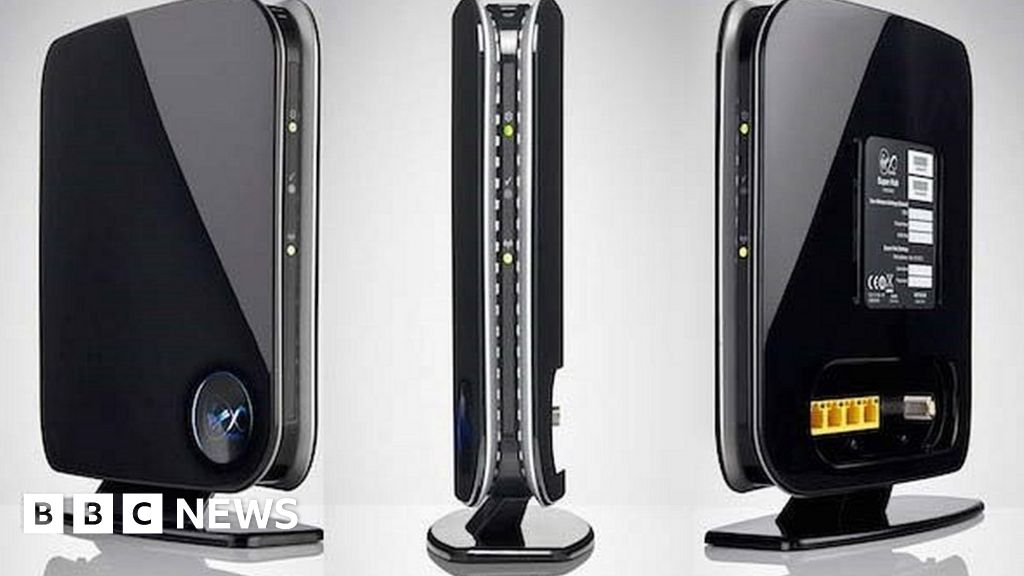 Router hack risk 'not limited to Virgin Media' - BBC News