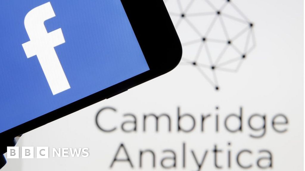 Cambridge Analytica: Australia takes Facebook to court over privacy