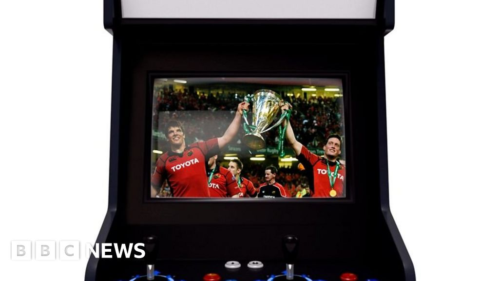 Munster Rugby: The club taking to the esports field - BBC News thumbnail
