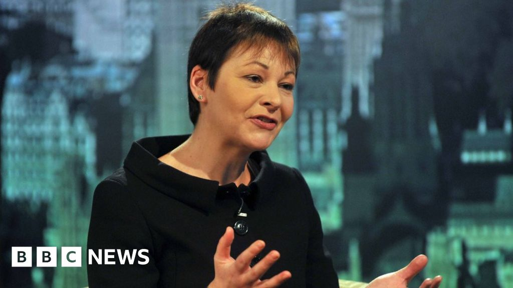 Green MP Caroline Lucas examined on Commons tour fundraiser