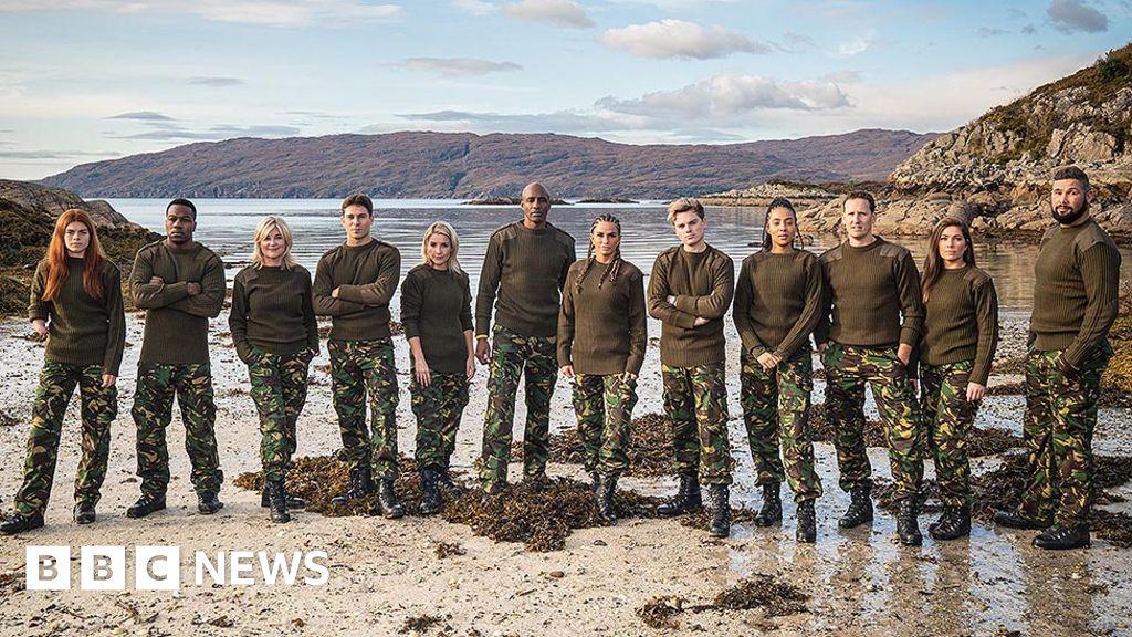 Celebrity SAS: Stars like Yasmin Evans can expect 'relentless' mental challenge