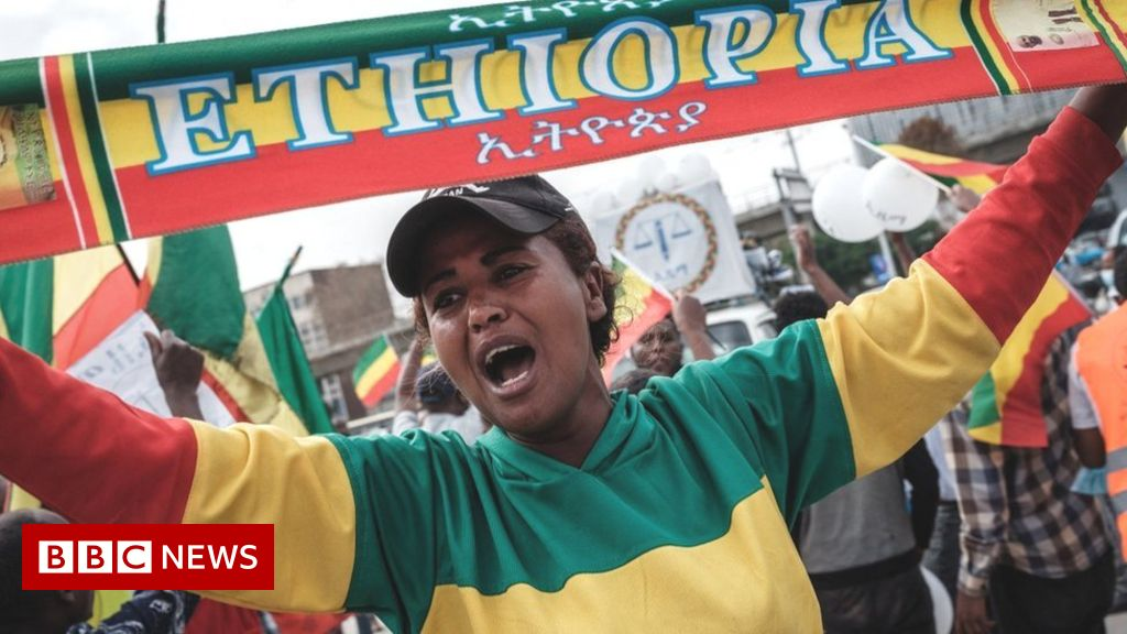 Ethiopia elections: The misinformation circulating online - bbc