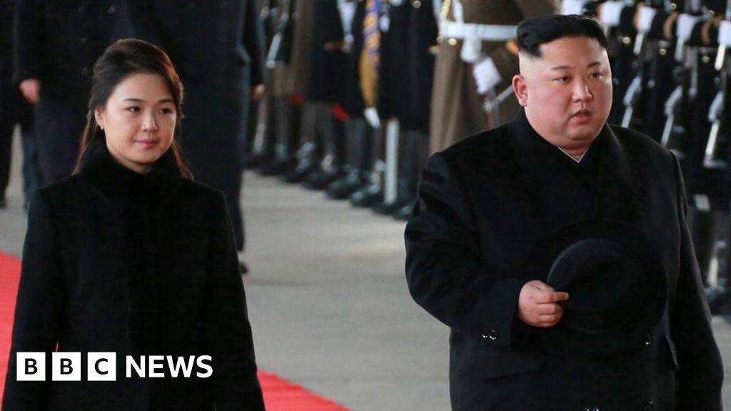 North Korea's Kim Jong-un visits China's Xi Jinping