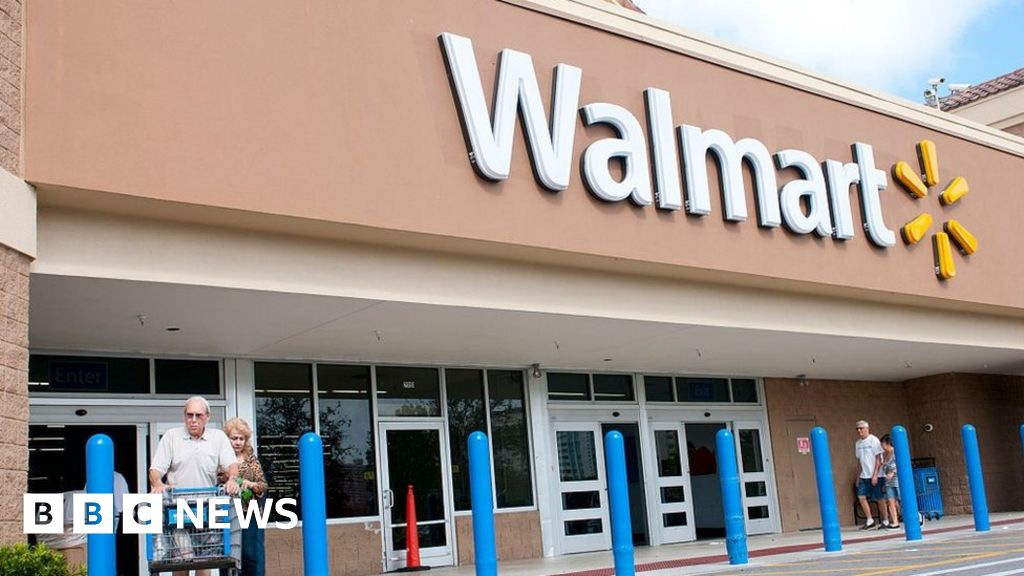 Walmart pulls guns from display over 'civil unrest' concerns