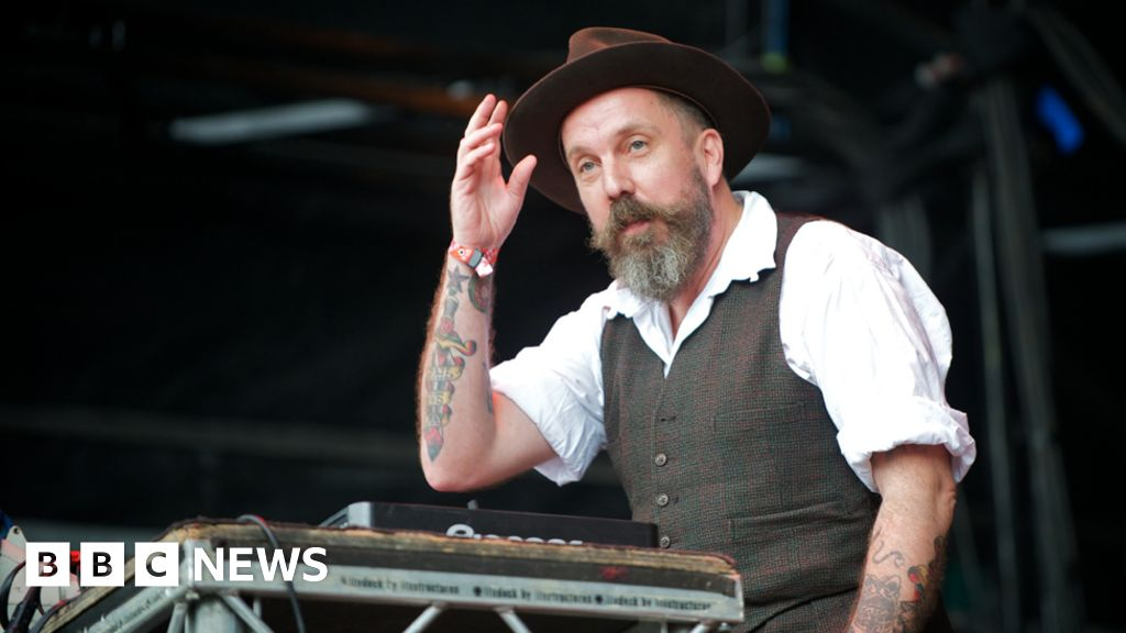 DJ and producer Andrew Weatherall is dying