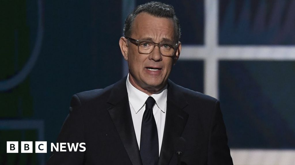 Coronavirus: Tom Hanks 'has no respect' for people not wearing masks