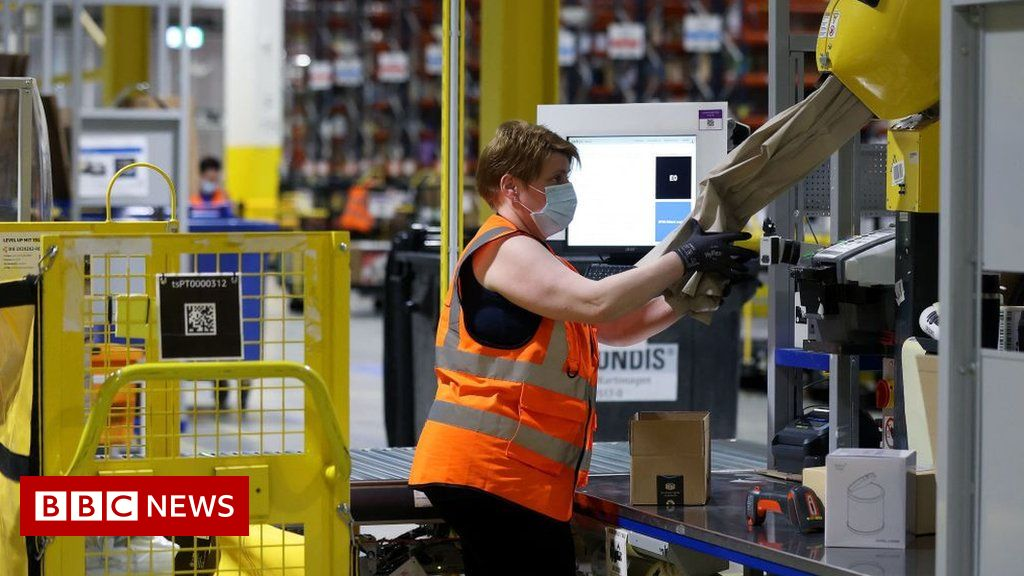Amazon will hire 75,000 employees in the US and Canada