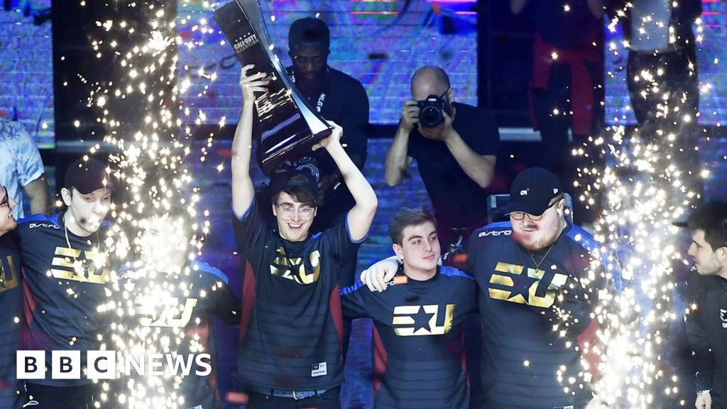 Call Of Duty World League Championship: eUnited crowned winners