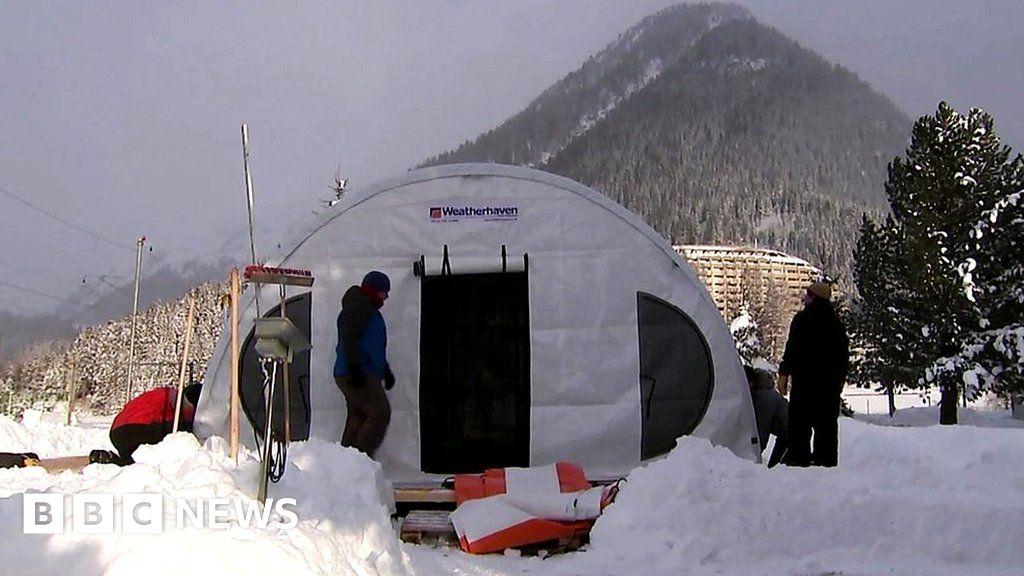 Davos Summit Food Menu