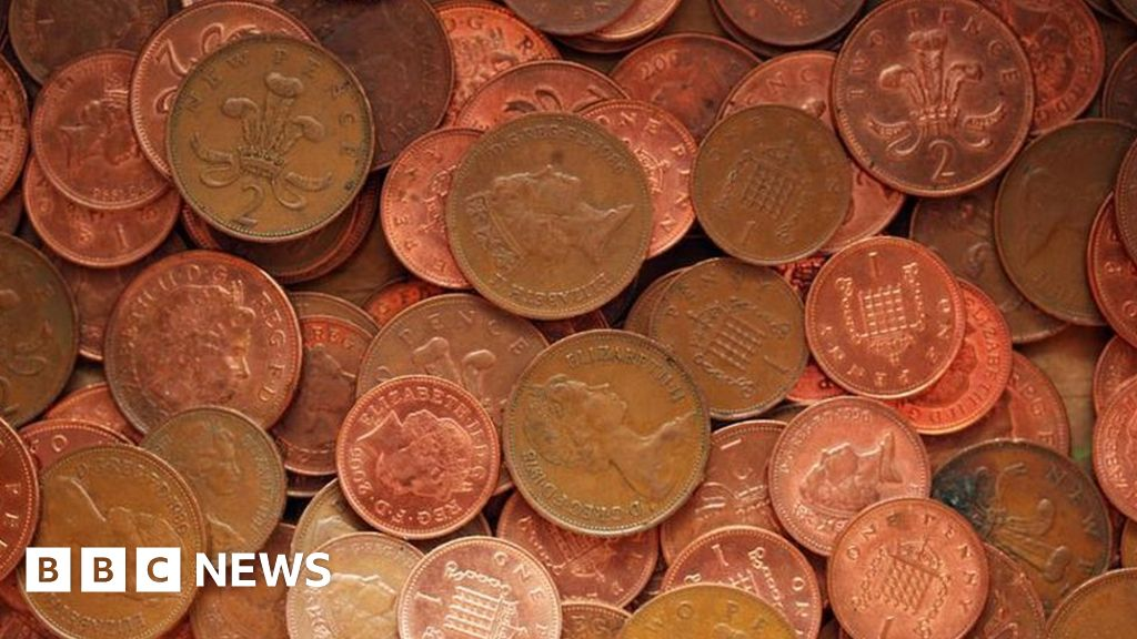 Future of 1p and 2p coins questioned by Treasury